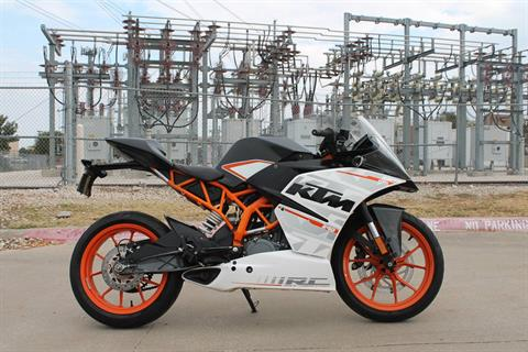 2015 KTM RC 390 in Allen, Texas