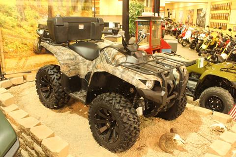 2015 Yamaha Grizzly 700 EPS in Allen, Texas