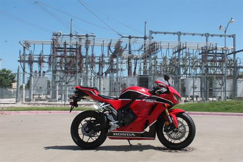 2017 Honda CBR600RR in Allen, Texas
