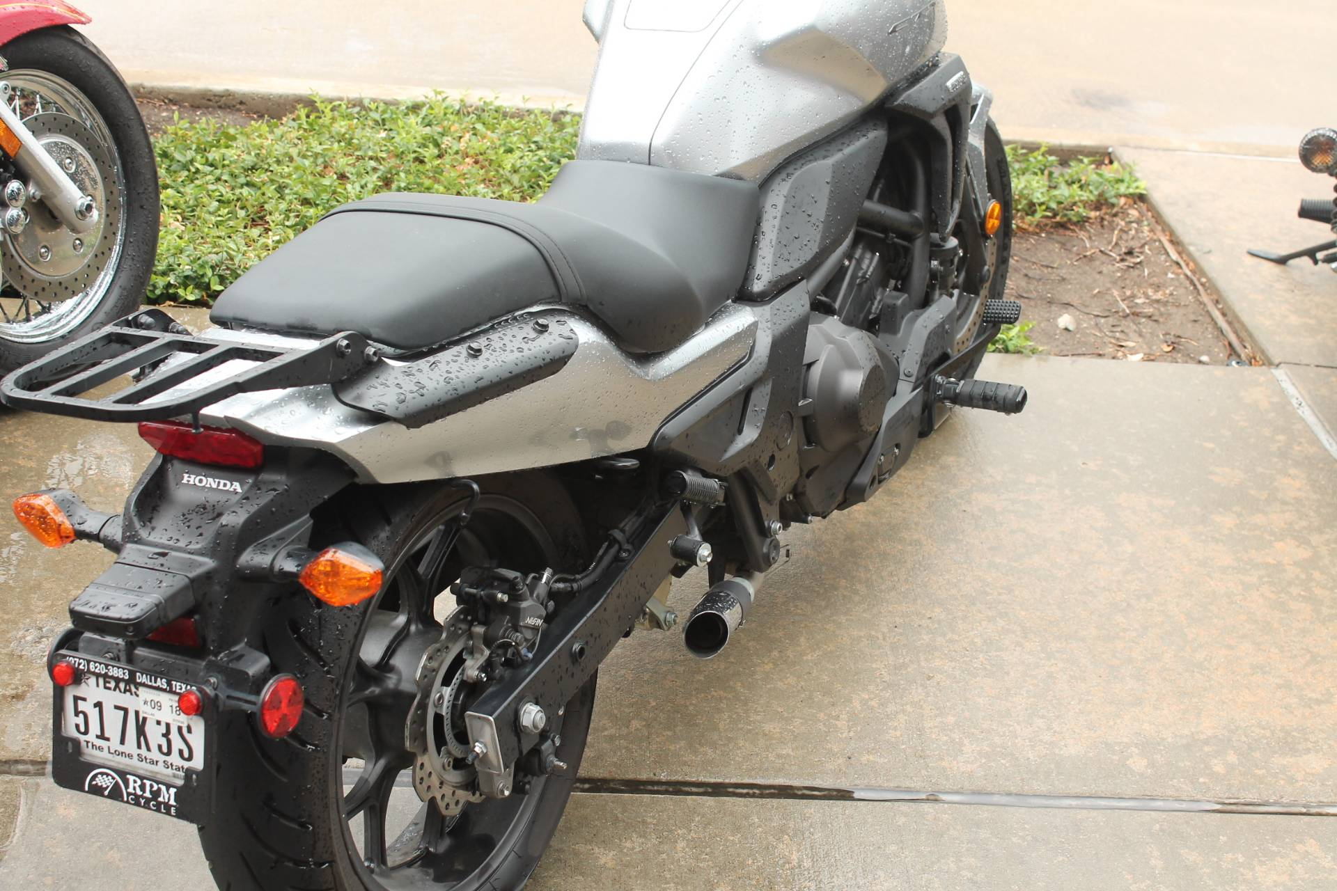 2018 Honda CTX 700 DCT in Allen, Texas