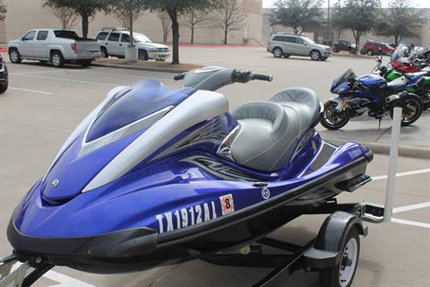 2007 Yamaha FX HO Cruiser in Allen, Texas