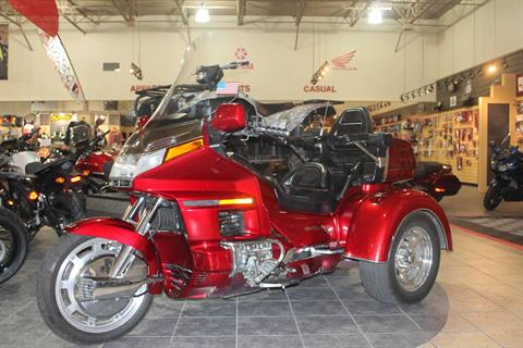1997 Honda GL1500 in Allen, Texas - Photo 1
