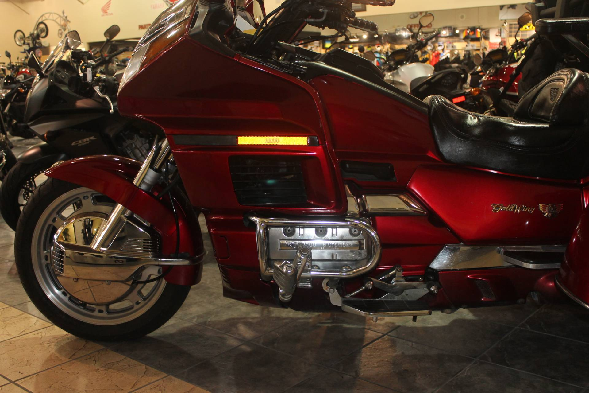 1997 Honda GL1500 in Allen, Texas - Photo 4