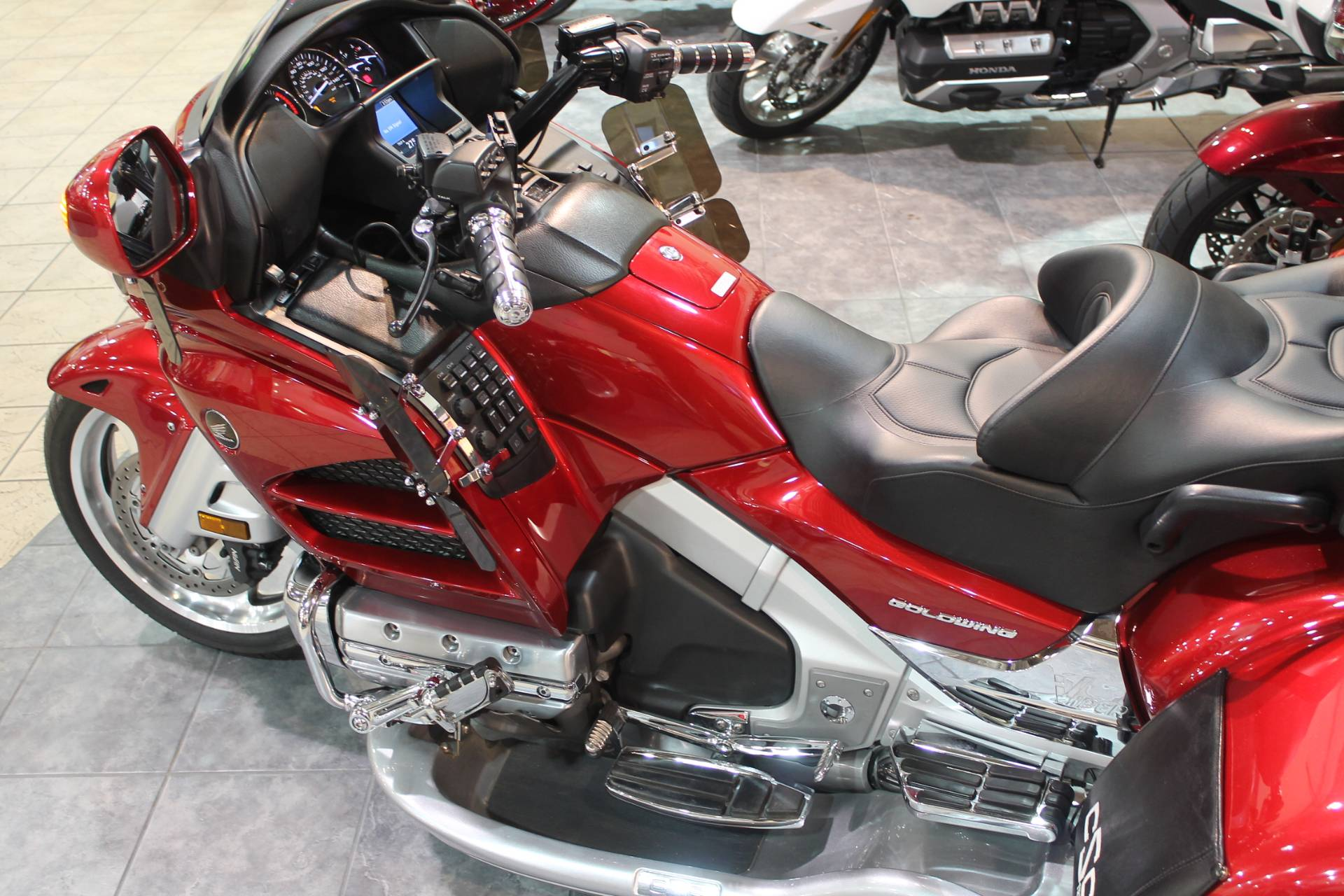 2014 Honda GL1800 Goldwing California Side Car Viper 4