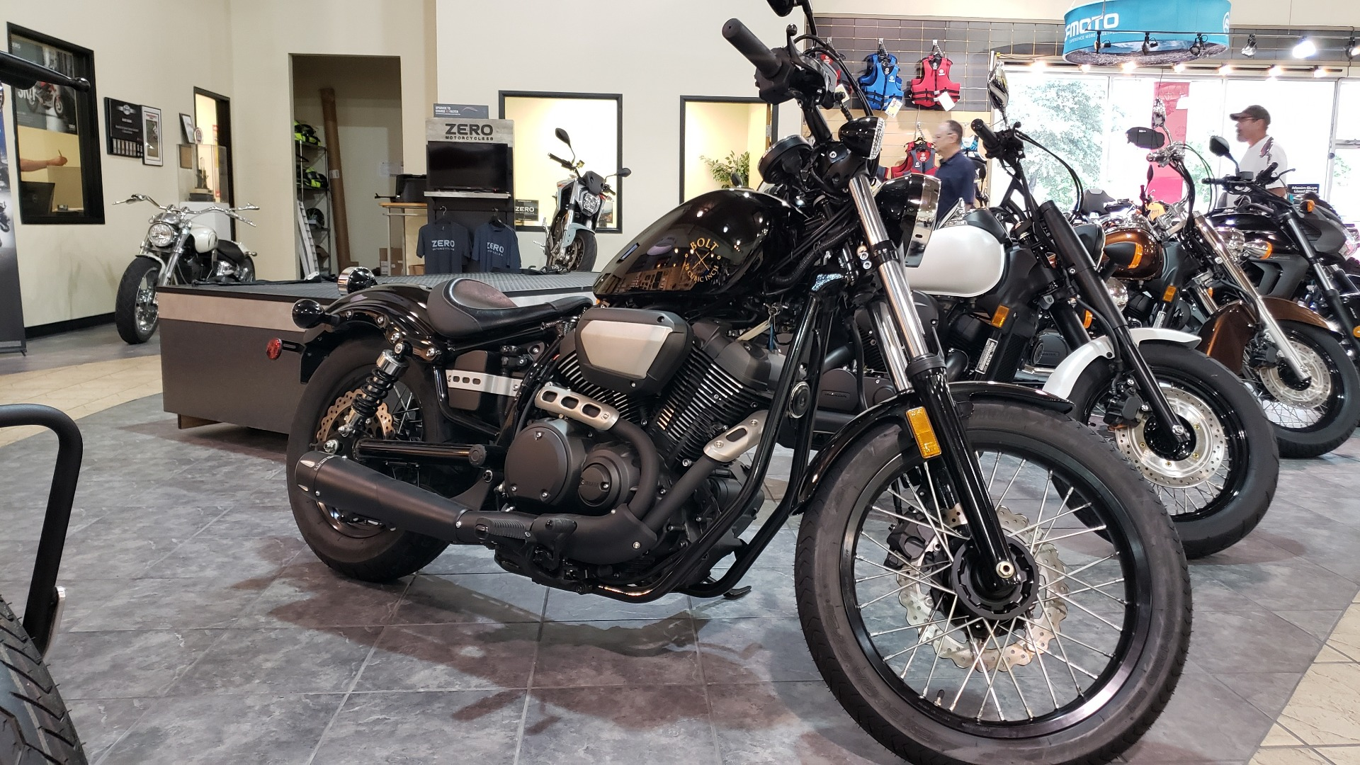 2018 Yamaha Bolt in Allen, Texas - Photo 1