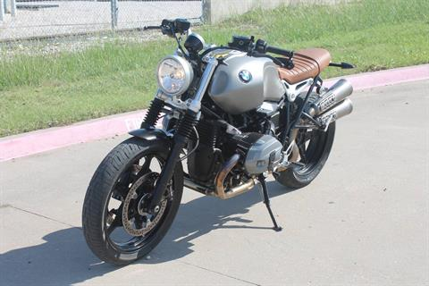 2017 BMW R NINE T SCRAMBLER in Allen, Texas