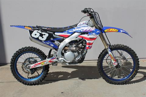 2019 Yamaha YZ250F in Allen, Texas - Photo 1
