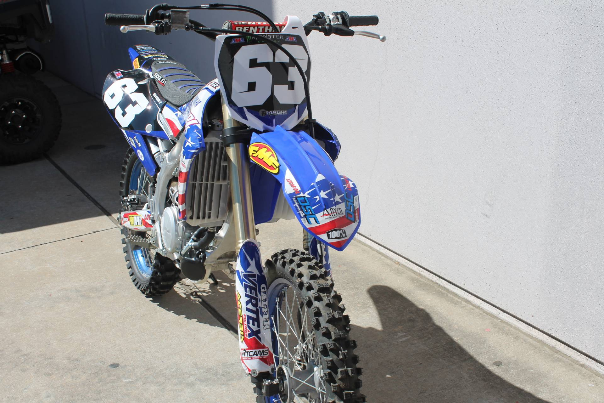 2019 Yamaha YZ250F in Allen, Texas - Photo 2