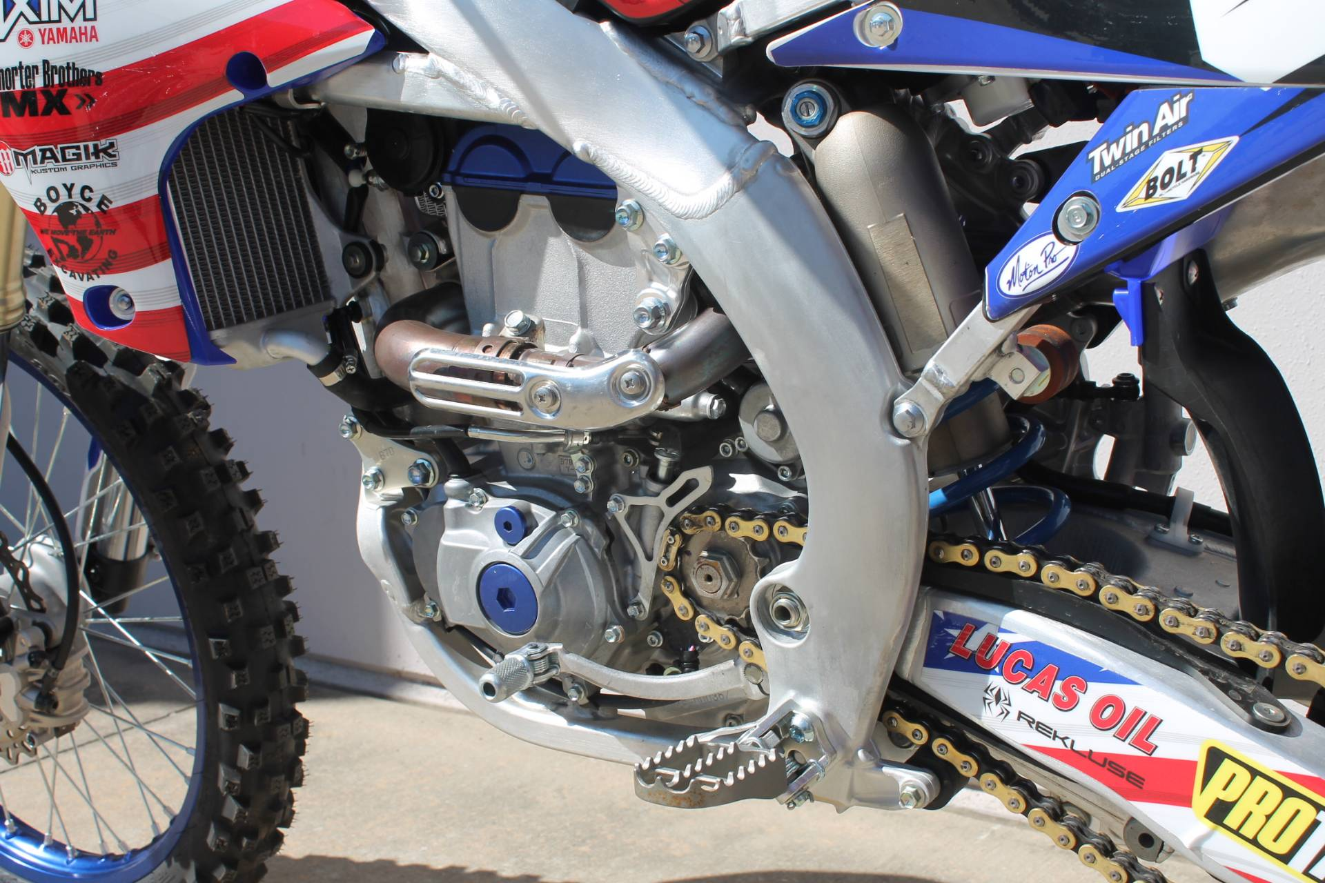 2019 Yamaha YZ250F in Allen, Texas - Photo 6