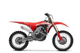2018 Honda CRF450R in Allen, Texas