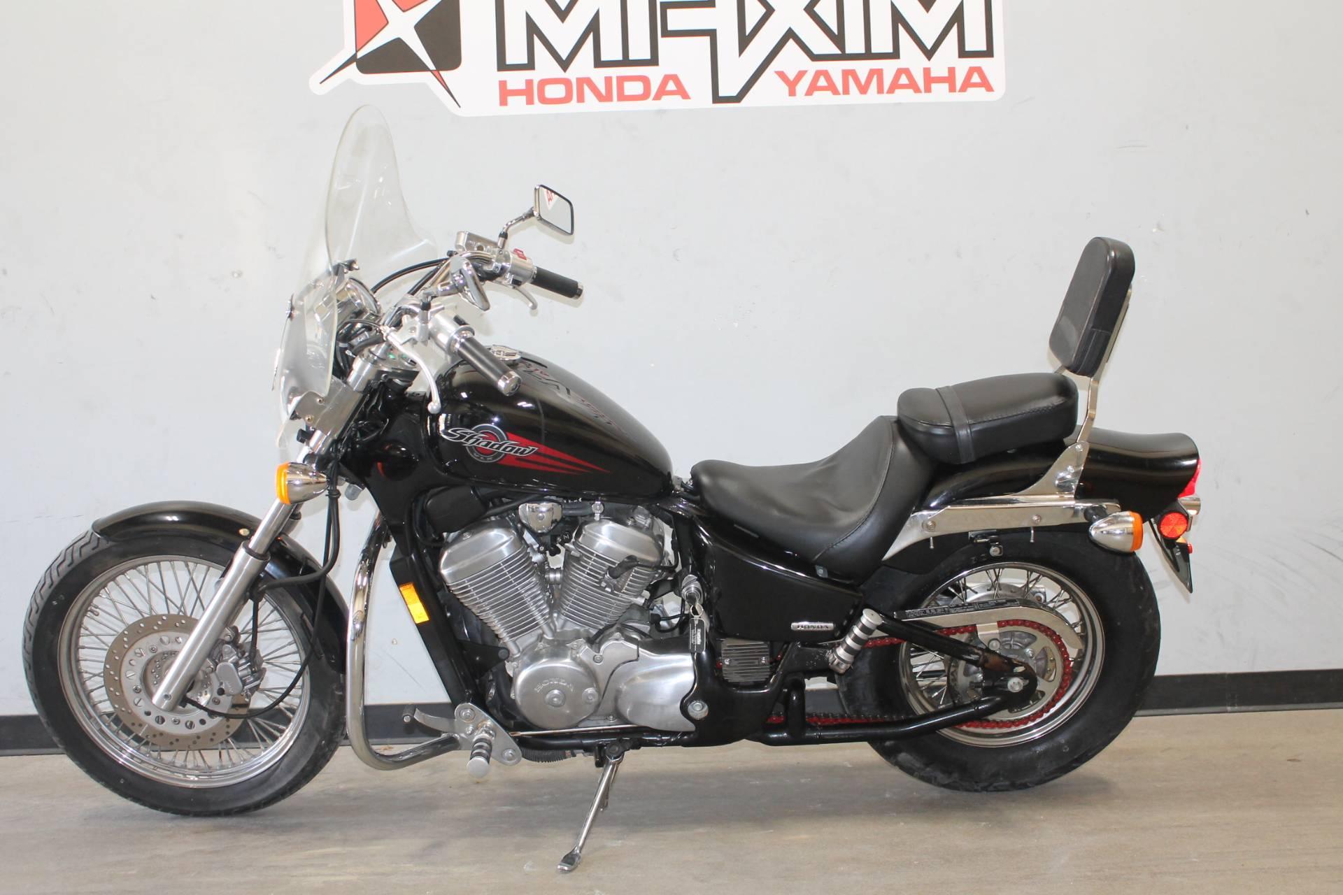 2007 Honda Shadow VT600C for sale 140795