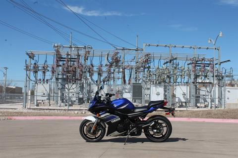 2013 Yamaha FZ-6 in Allen, Texas