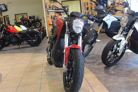 2017 Zero Motorcycles SR 13.0 CT in Allen, Texas