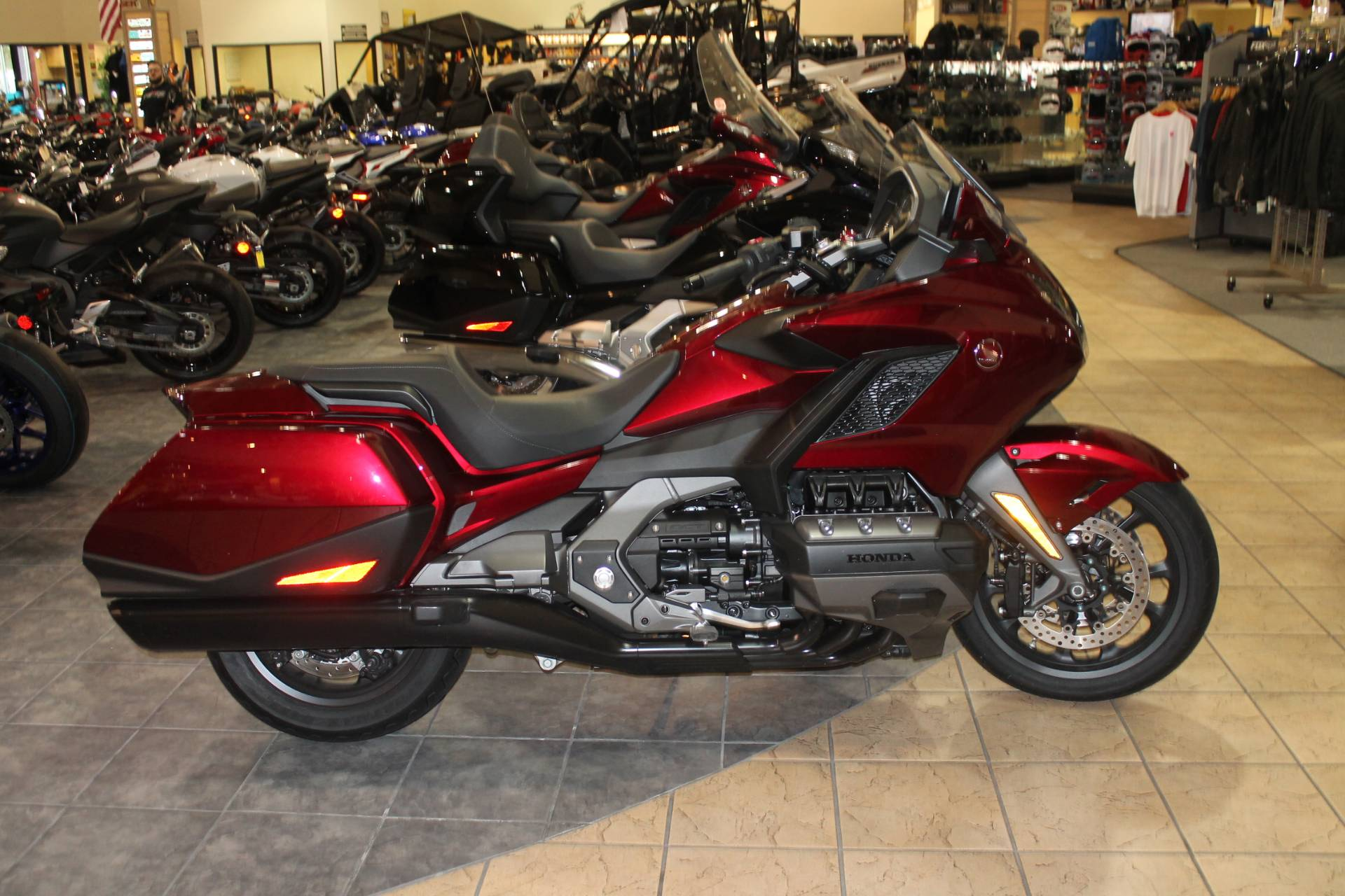 2018 Honda Gold Wing DCT in Allen, Texas - Photo 1