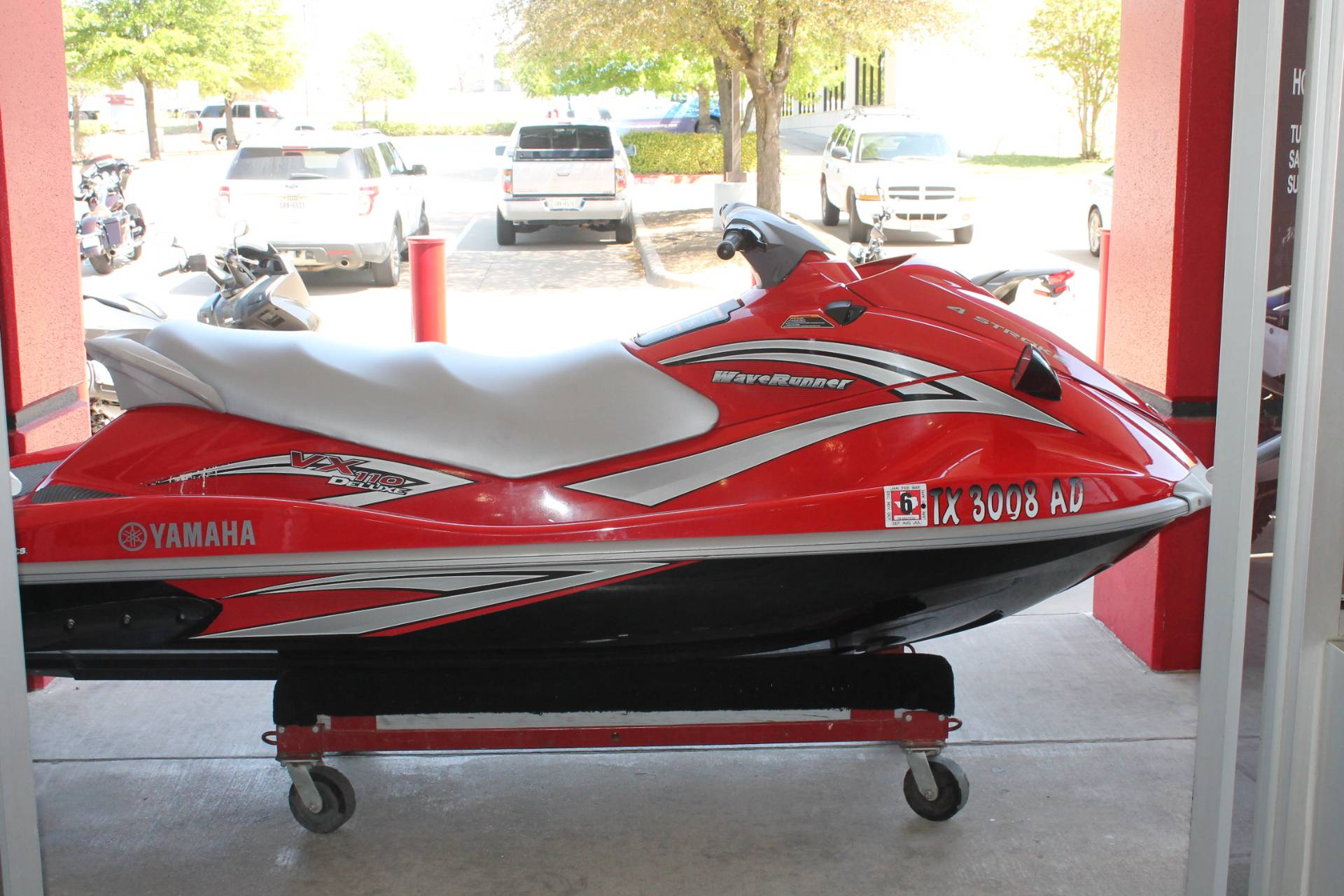 2006 Yamaha VX DELUXE for sale 141152