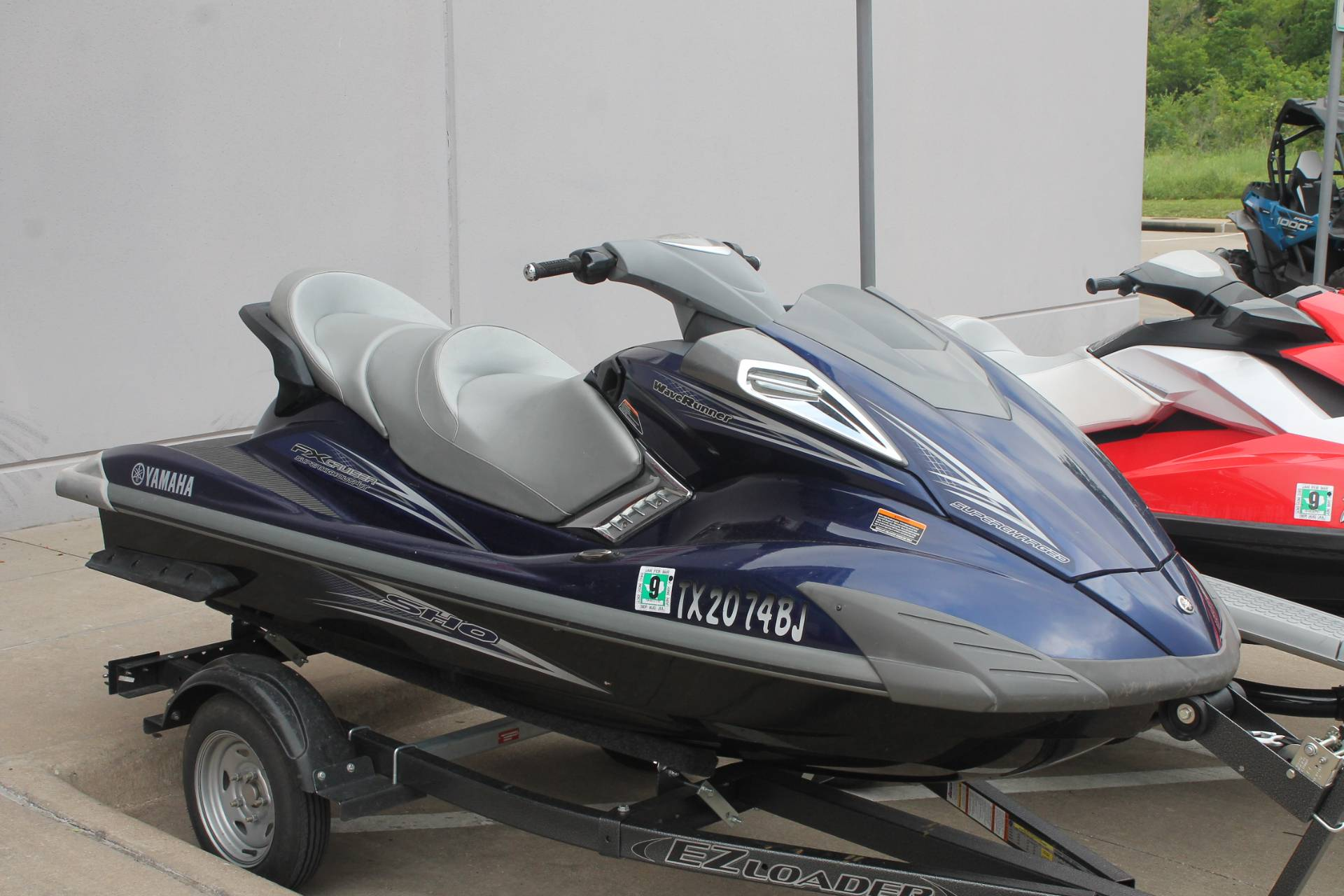 2011 Yamaha FX SHO CRUISER in Allen, Texas - Photo 1