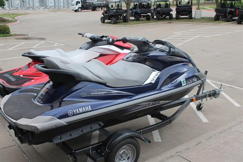 2011 Yamaha FX SHO CRUISER in Allen, Texas - Photo 2