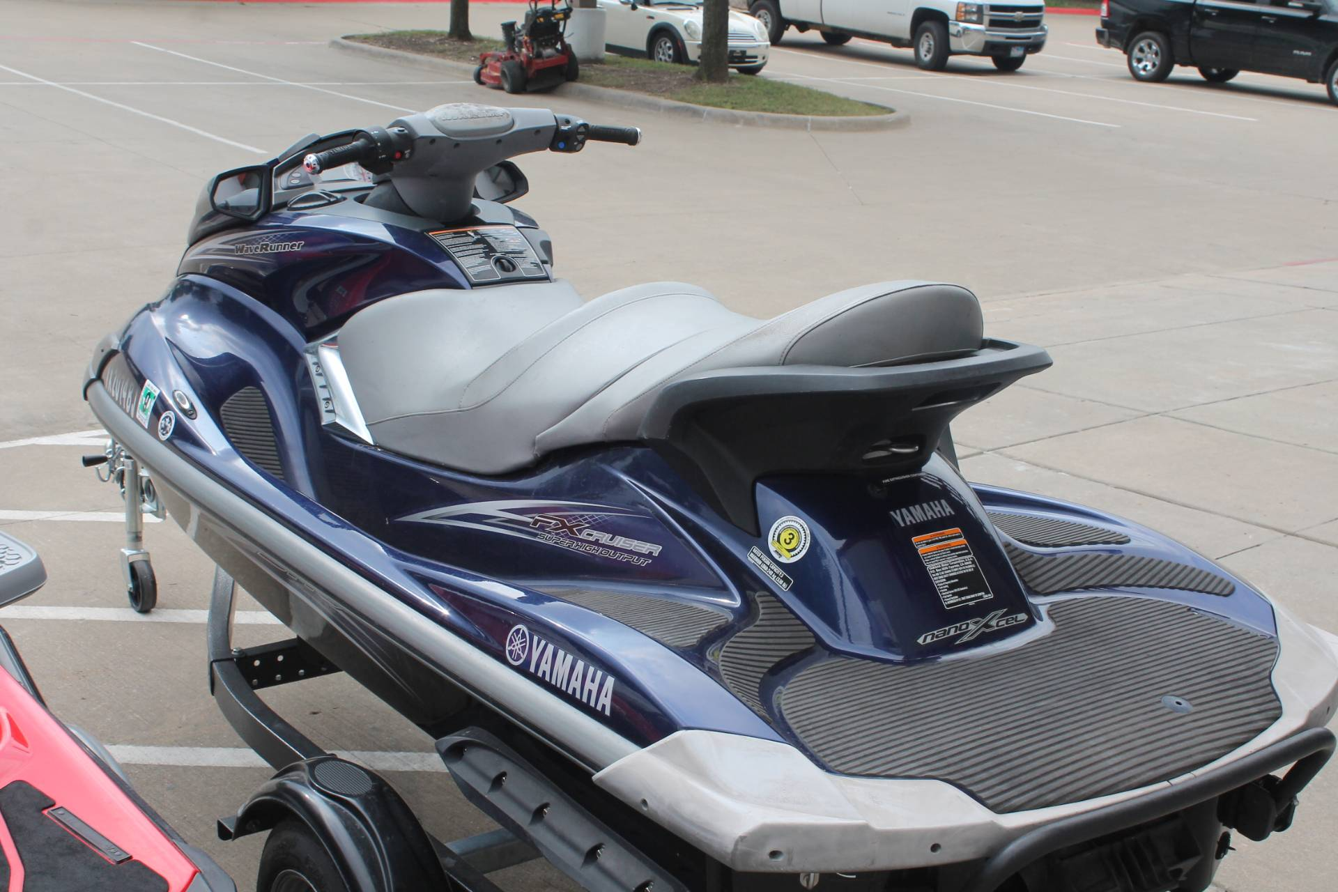 2011 Yamaha FX SHO CRUISER in Allen, Texas - Photo 5