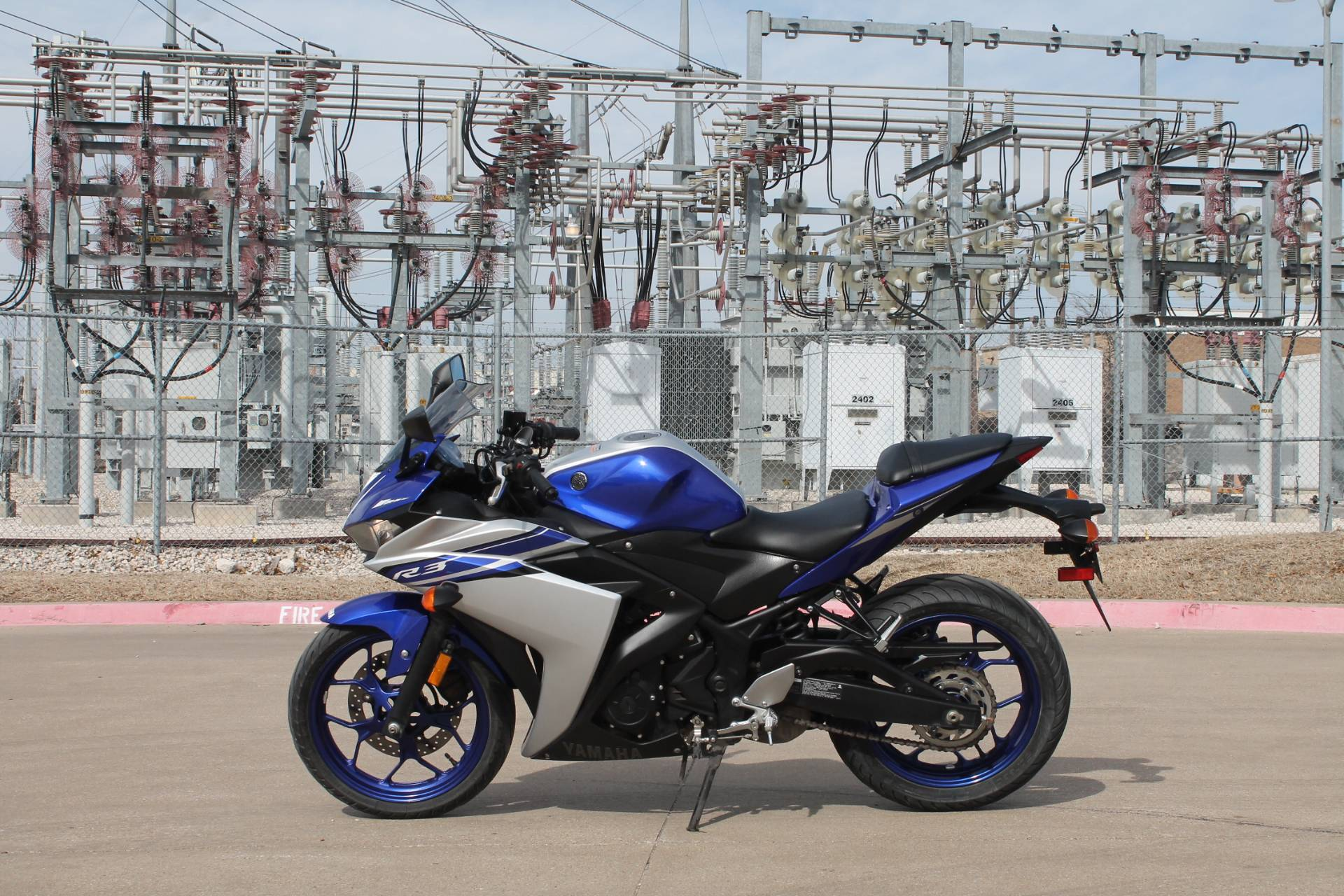 2016 Yamaha R-3 in Allen, Texas