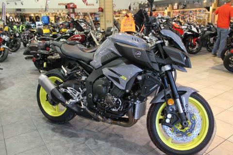 2017 Yamaha FZ-10 in Allen, Texas