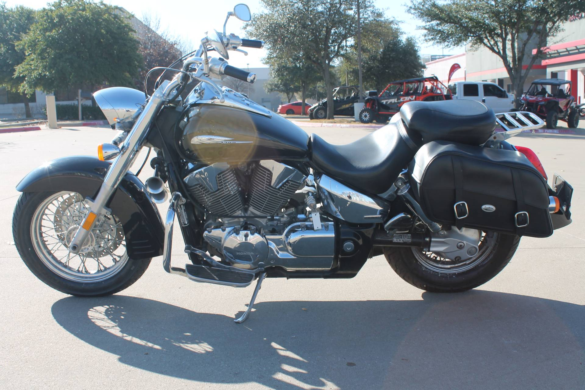 2003 Honda VTX 1300S in Allen, Texas - Photo 3