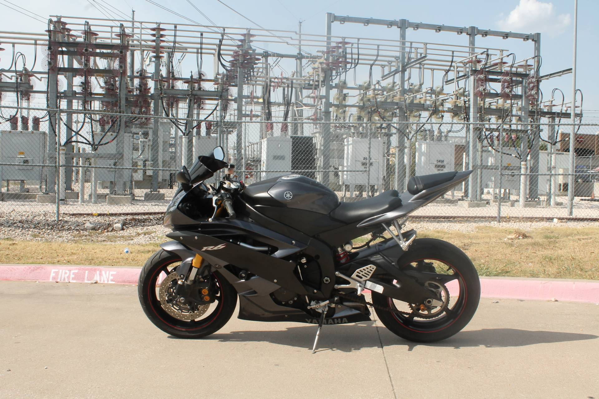 2007 Yamaha R-6 for sale 218374