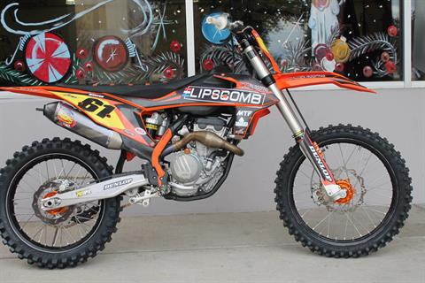 2019 KTM 250 SX-F in Allen, Texas