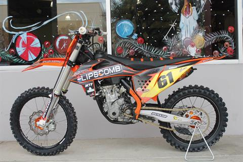 2019 KTM 250 SX-F in Allen, Texas - Photo 6