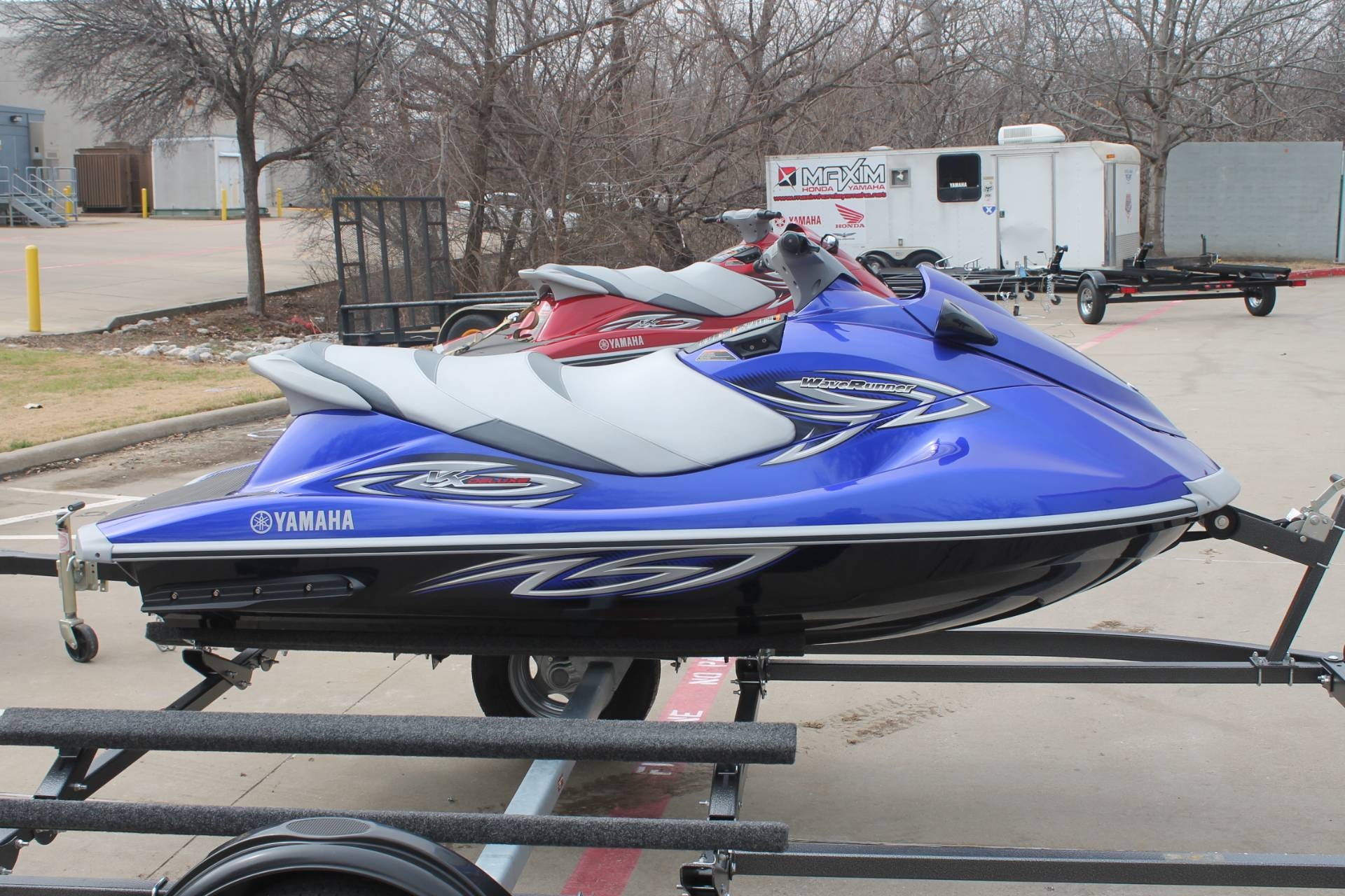 2012 Yamaha VX Deluxe for sale 122541