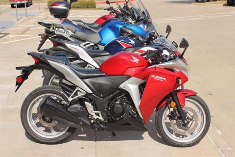 2012 Honda CBR250 in Allen, Texas