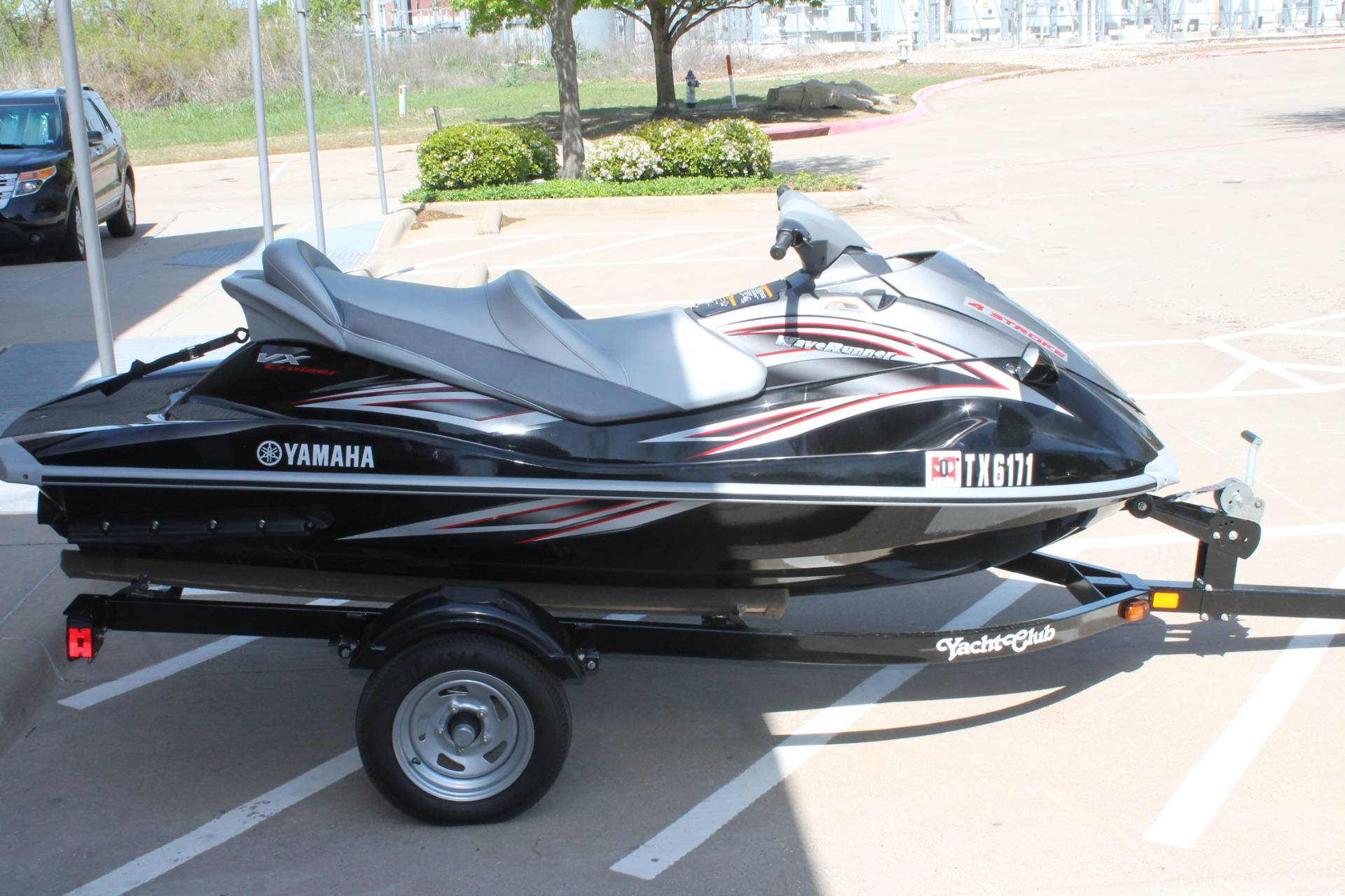 2007 Yamaha VX CRUISER for sale 140816
