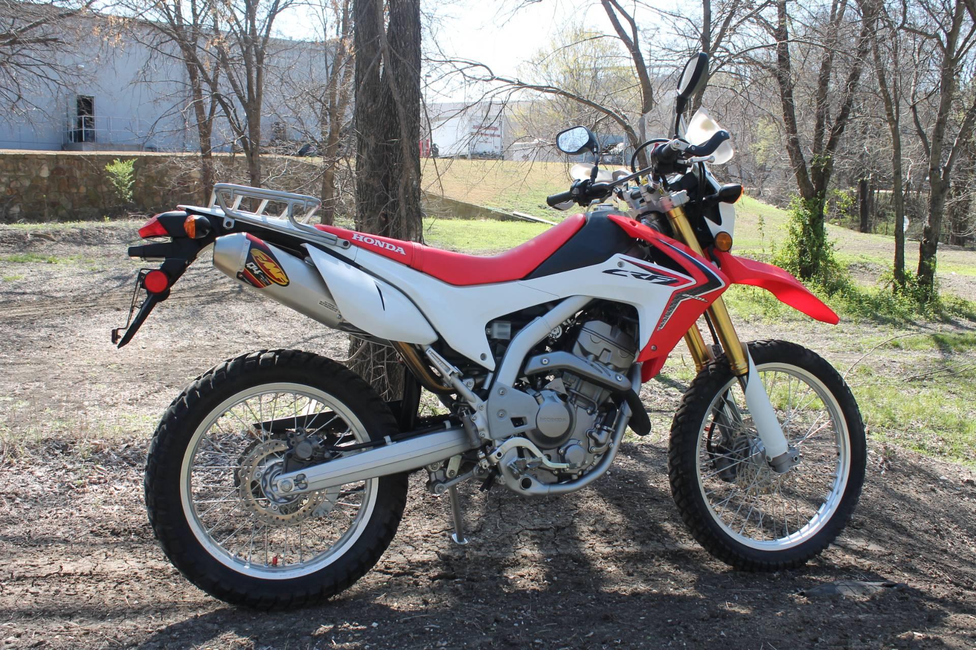 2014 Honda CRF250L for sale 135063