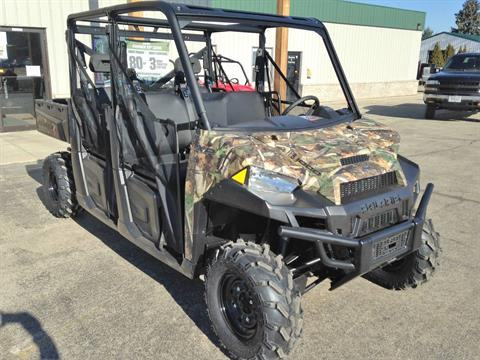 2017 Polaris Ranger Crew XP 1000 EPS in Elkhorn, Wisconsin