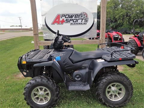 2007 Polaris 500 EFI in Elkhorn, Wisconsin