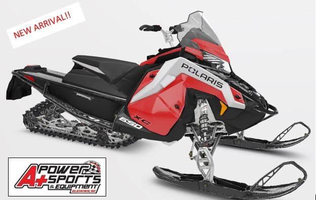 2021 Polaris 650 Indy XC 137 Launch Edition Factory Choice in Elkhorn, Wisconsin - Photo 2