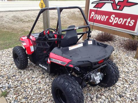 2017 Polaris Ace 150 EFI in Elkhorn, Wisconsin