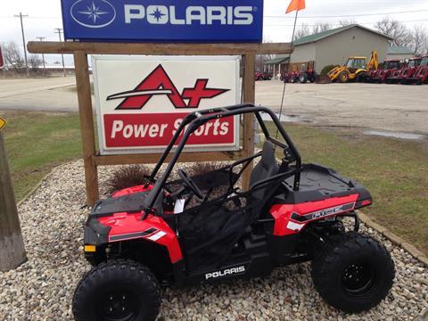 2017 Polaris Ace 150 EFI in Elkhorn, Wisconsin