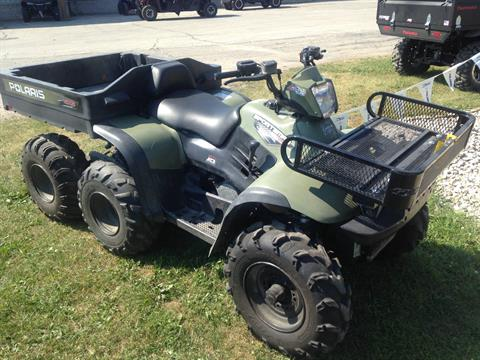 2005 Polaris Sportsman 6x6 in Elkhorn, Wisconsin