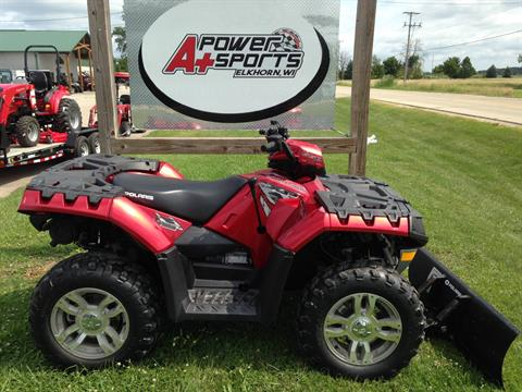 2009 Polaris Sportsman® 550 XP EFI  with EPS in Elkhorn, Wisconsin
