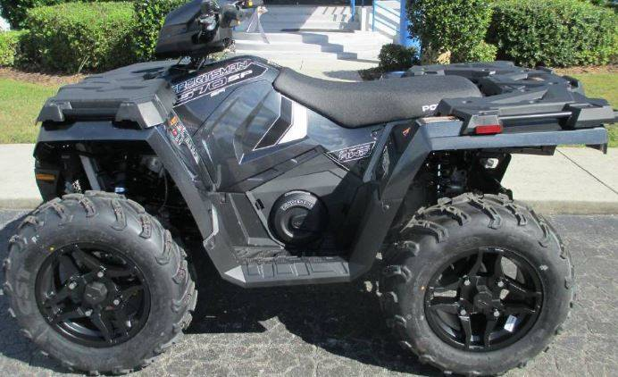 2019 Polaris Sportsman 570 SP in Elkhorn, Wisconsin - Photo 1
