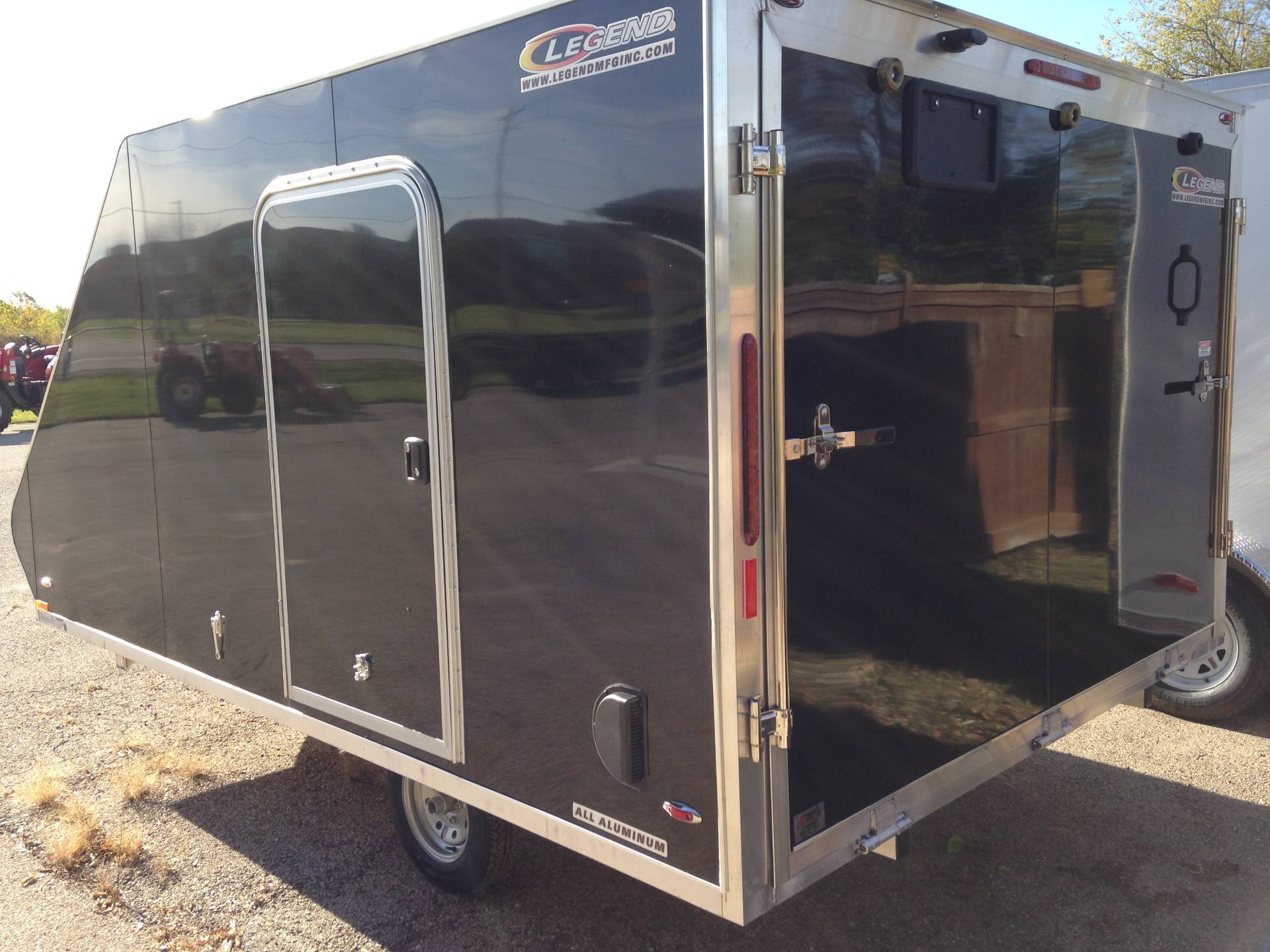 2018 Legend Trailers 8.5x13SL ENCLOSED in Elkhorn, Wisconsin