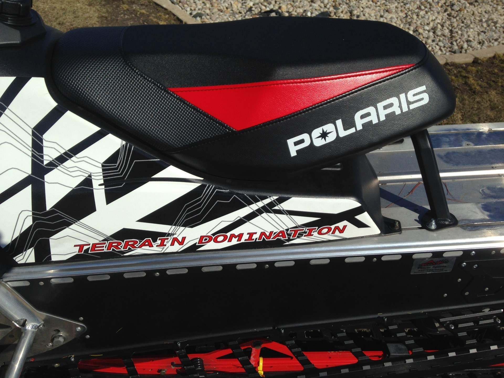 2015 Polaris 800 Pro-RMK LE 155 - Signature SC 5