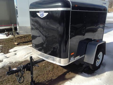 2016 MTI Trailers 4x6SA in Elkhorn, Wisconsin