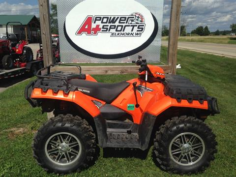 2011 Polaris Sportsman XP® 850 in Elkhorn, Wisconsin