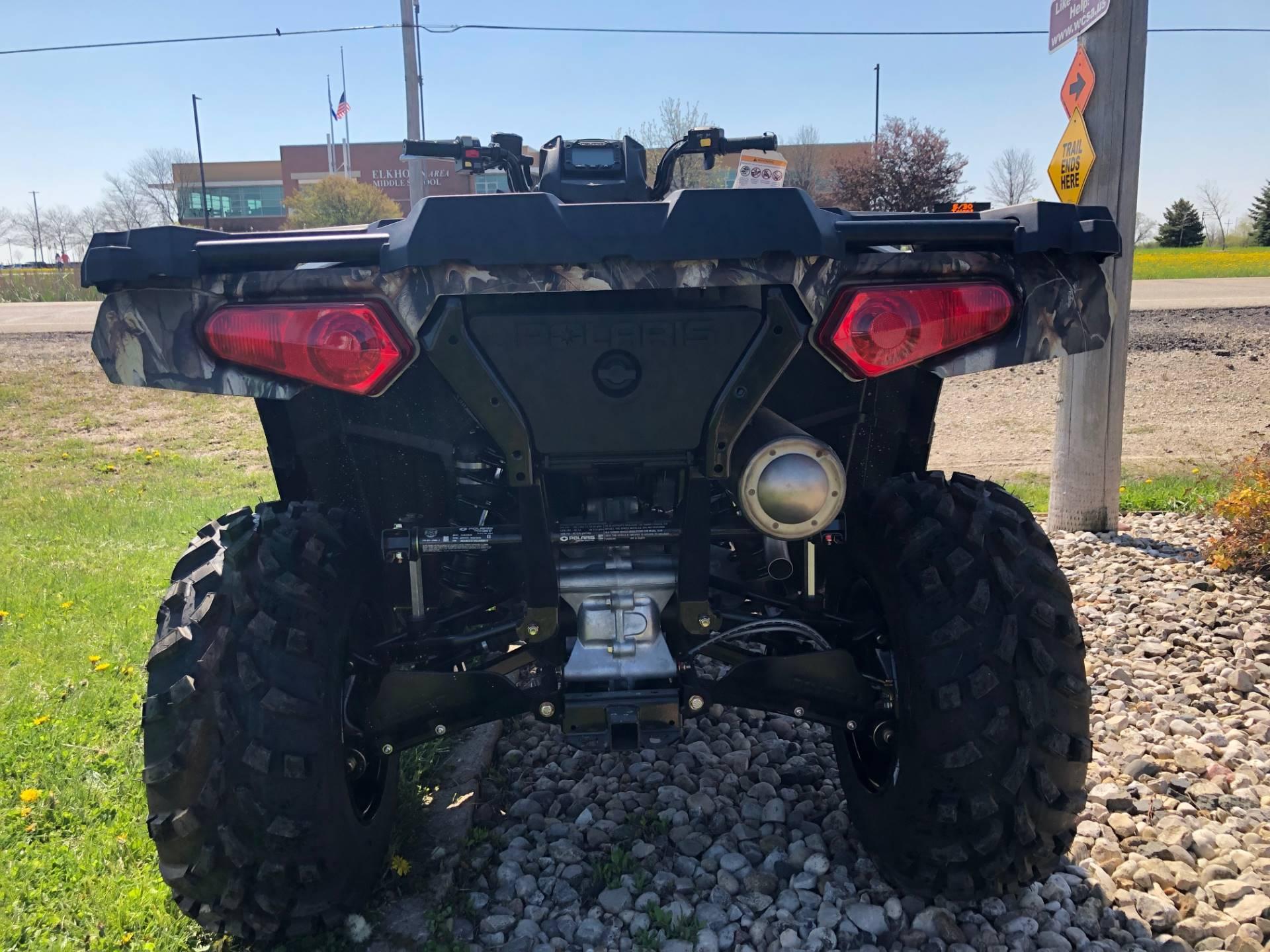 2019 Polaris Sportsman 570 Camo in Elkhorn, Wisconsin