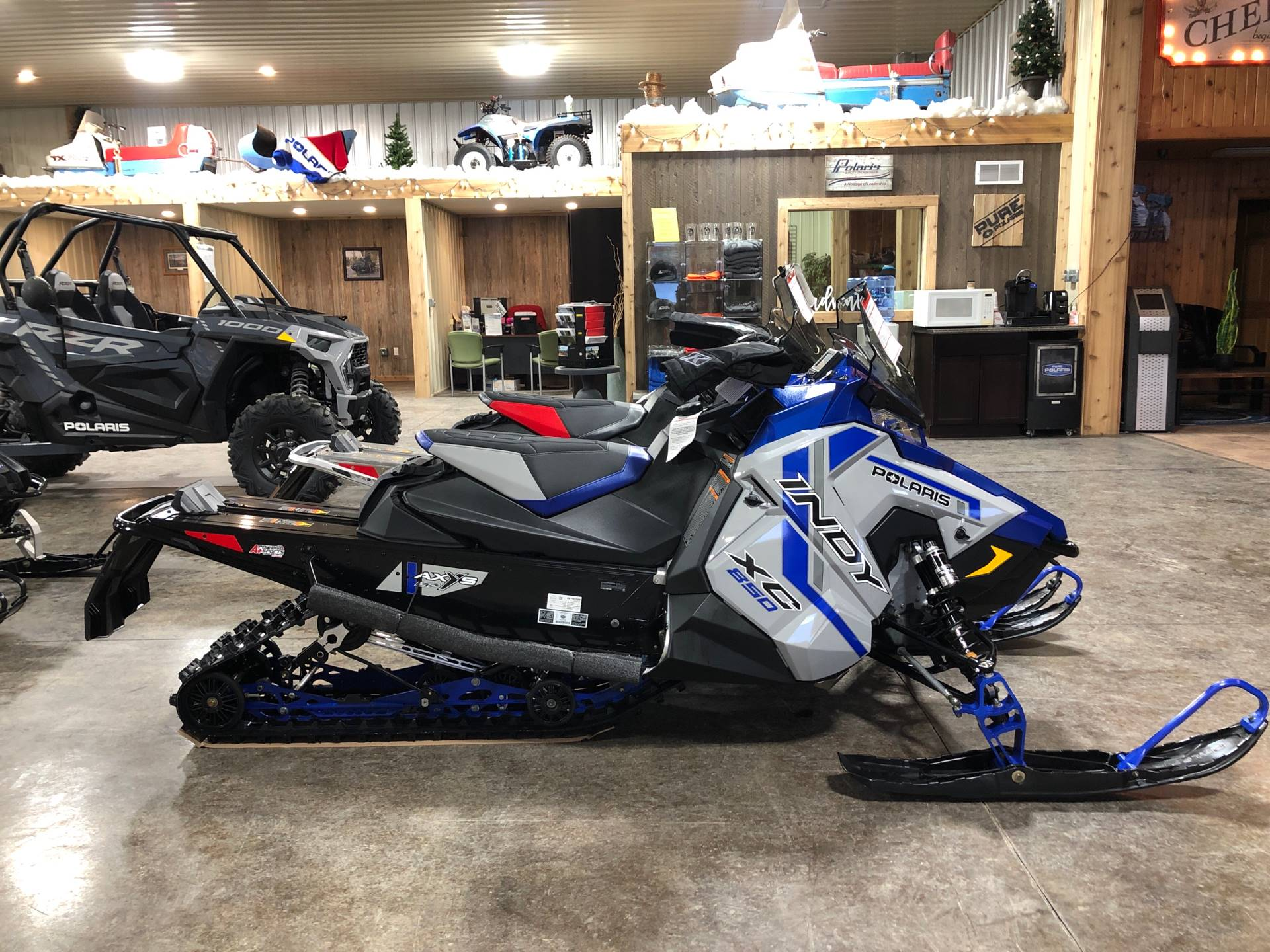 2021 Polaris 850 Indy XC 137 Factory Choice in Elkhorn, Wisconsin - Photo 1