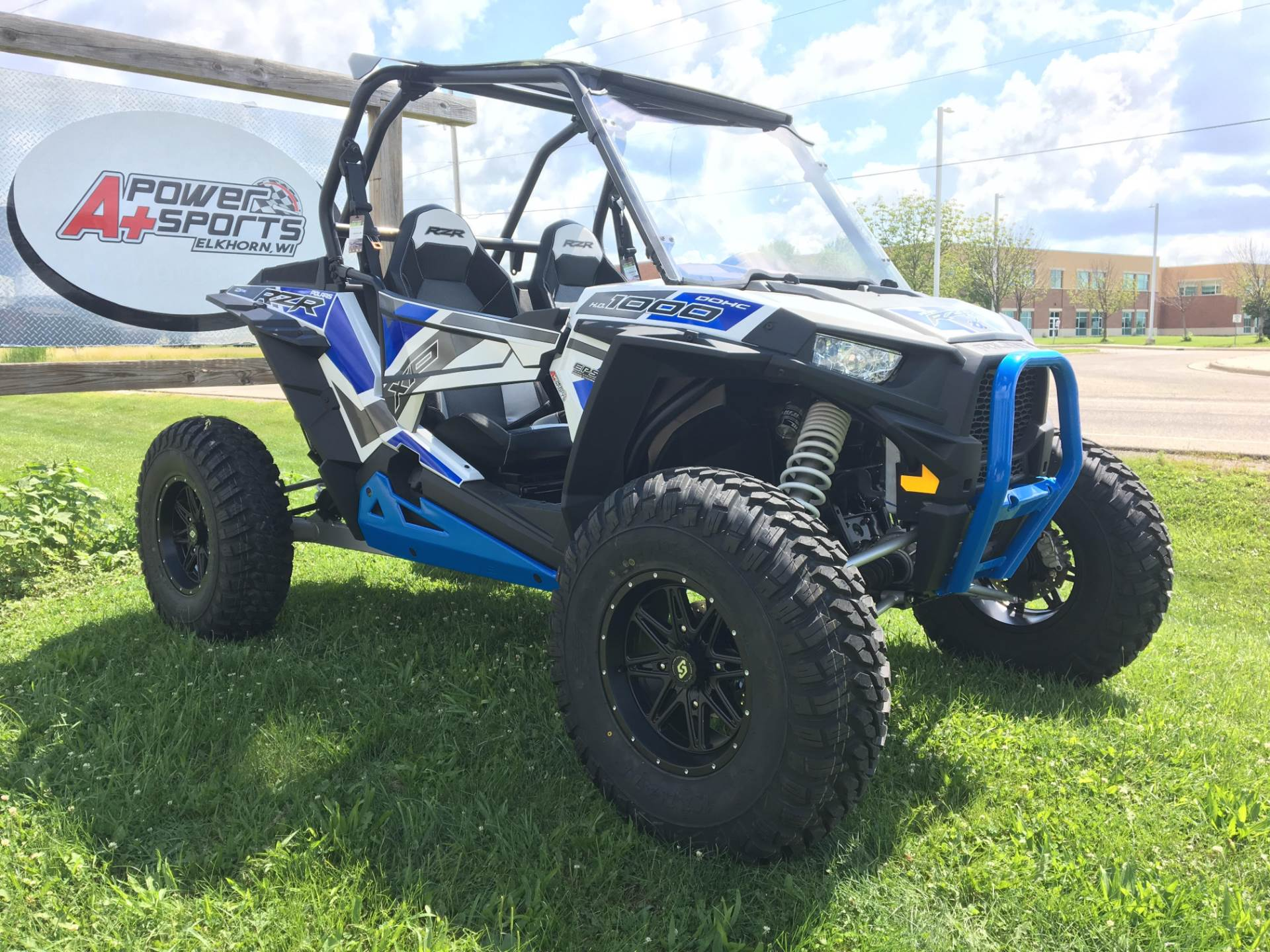 2017 Polaris RZR XP 1000 EPS 3