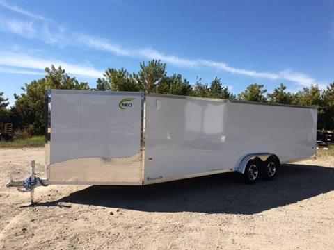 2018 NEO MFG NAS7.5X28 SPORT SNOW ENCLOSED in Elkhorn, Wisconsin