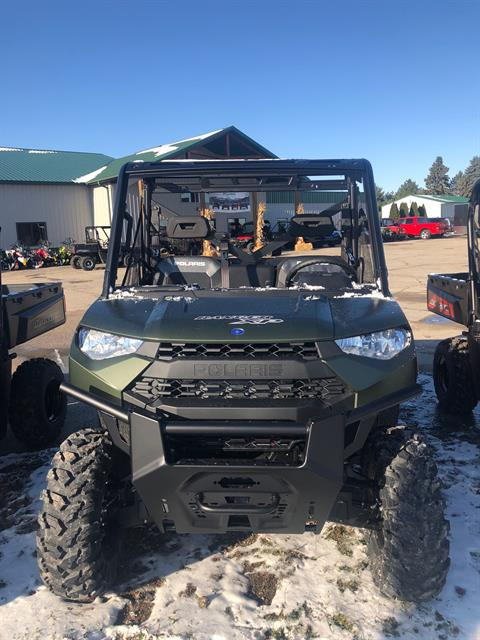 2020 Polaris Ranger XP 1000 Premium in Elkhorn, Wisconsin - Photo 1