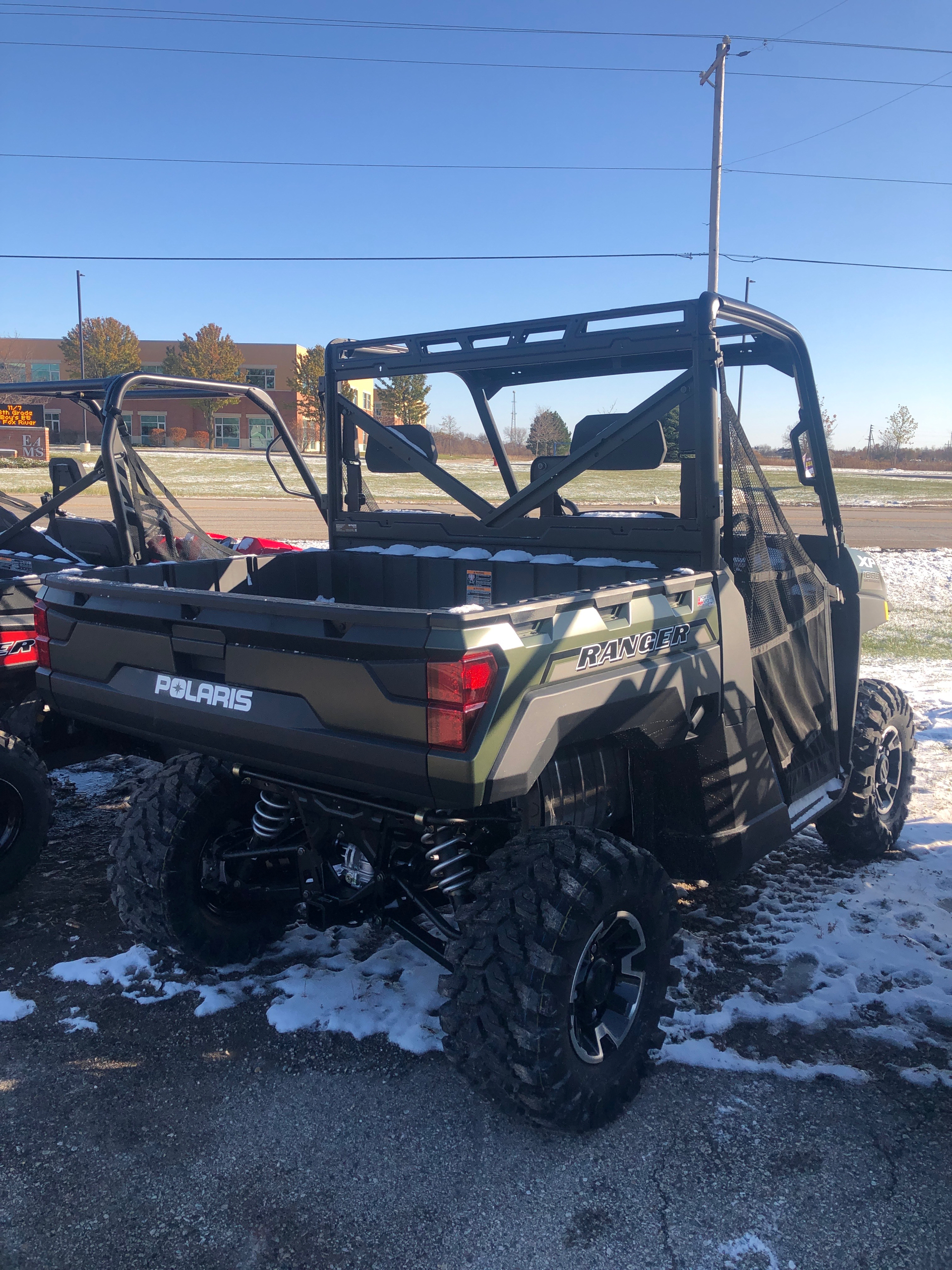 2020 Polaris Ranger XP 1000 Premium in Elkhorn, Wisconsin - Photo 4
